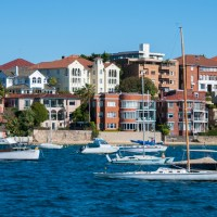 Property prices in Australian capital cities